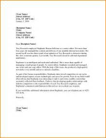 Word Template Letter 5 Letter Of Recommendation Template Word Receipt Templates