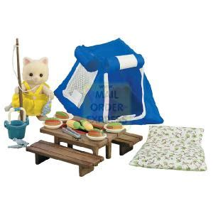 flair sylvanian families school camping set review compare prices buy