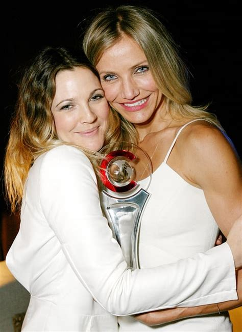Cameron Diaz Drew Barrymoore Bff by Drew Barrymore And Cameron Diaz Bffs Us Weekly