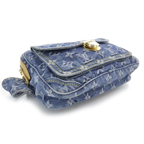 Louis Vuitton Denim Bum Bag by Louis Vuitton Denim Bum Bag 33861