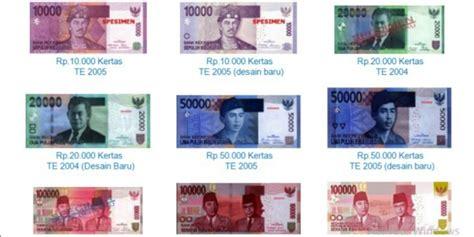 uang rupiah baru tilkan gambar 12 pahlawan co id