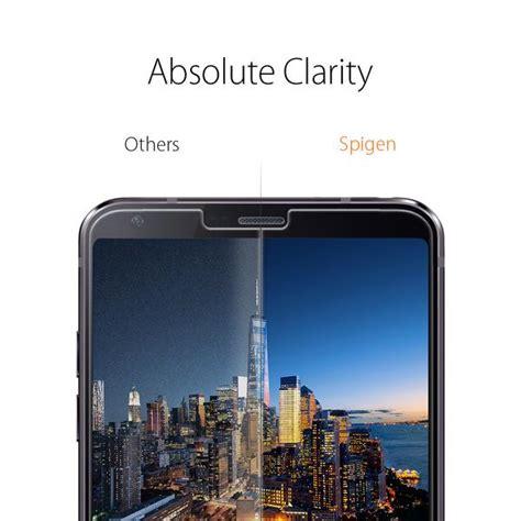 Spigen Glastr Slim Hd 2 Pack For Iphone 7 100 Original shop authentic spigen screen protector glas tr slim hd