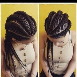 big cornrow hairstyles for black with bangs 50 ghana braids styles herinterest com