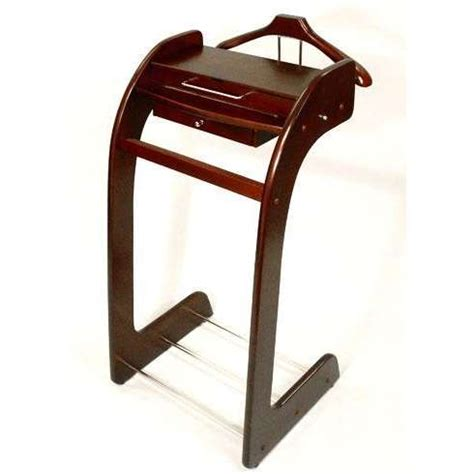 valet stand executive valet stand in mahogany valet stand clothes