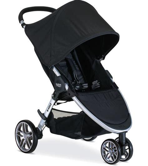 Britax B Agile Stroller Recline by Britax B Agile 3 Stroller Black