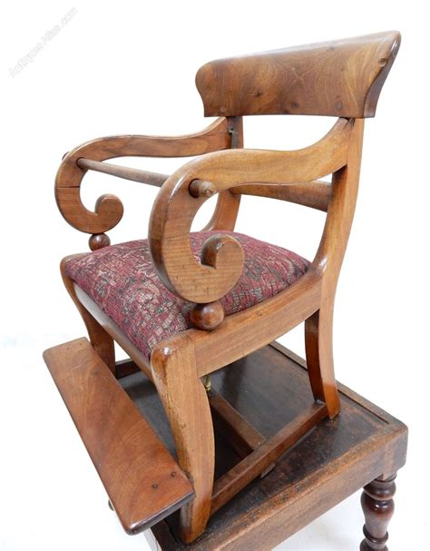 Antique Childs High Chair » Home Design