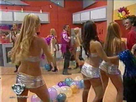 espiando camarin de las chicas de pasion de sabado 2016 las chicas de pasion ensayo para el bailando 2012 junto