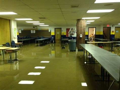 north ridgeville middle school north ridgeville cleans up after thunderstorm cleveland com