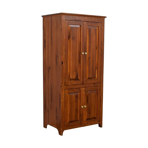 Three And An Armoire by 84 Laytners Laytners Three Drawer With Shelving