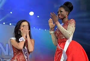 Misses K Fed Breaks In Tears by Trixie Maristela Crowned Winner Of World S