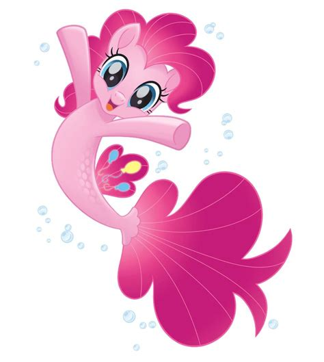 my pony l is so cutie pinkie pie the mermaid l birthday