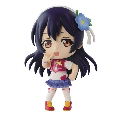 9pc Figure Live Chibi A School Idol Project Va021 Live School Idol Project Sonoda Umi Chibi Kyun