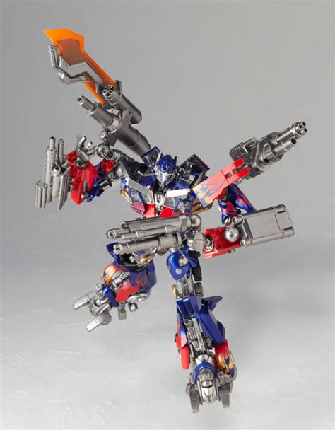 Topeng Transformer Optimus Prime transformers optimus prime revoltech figure images at mighty ape nz
