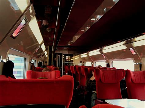 thalys comfort 1 thalys comfort zone 1 brussels midi to koln april 2011