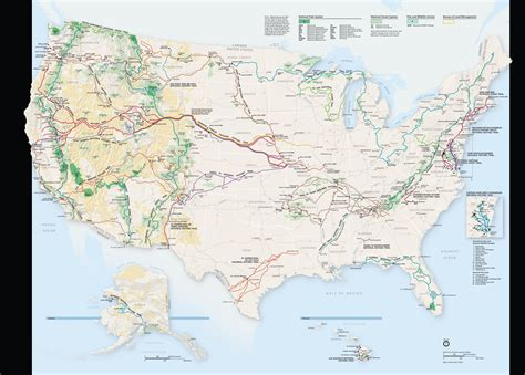 national map national trails maps npmaps just free maps period