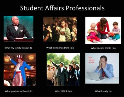 Student Meme - student affairs professionals cute funny pinterest students and res life
