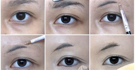 tutorial alis menjangan tutorial makeup membuat alis paes ageng create eyebrow