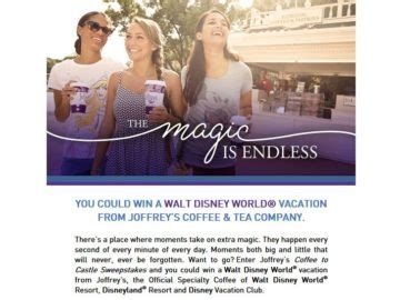 Disney Be Our Guest Sweepstakes - disney sweepstakes win walt disney world trips and prizes