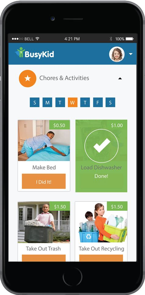 home chores app app links kids chores allowance to investing in stocks