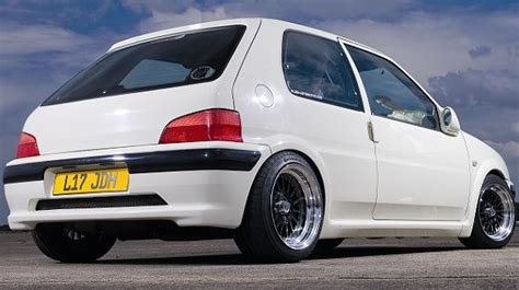 peugeot fast image gallery modified peugeot 106