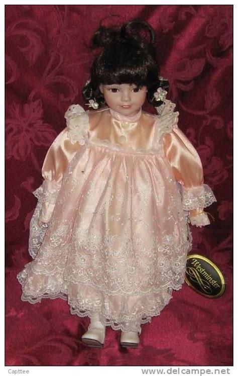 porcelain doll 18 d 11 westminster porcelain doll 18 quot my