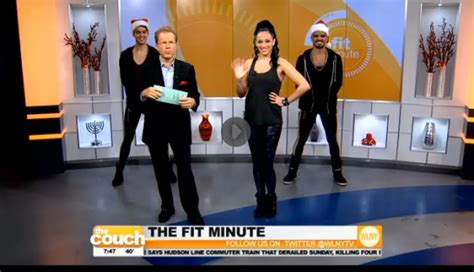 couch streaming tv shows cherie lily live on cbs new york s tv morning show the
