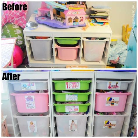 28 toy storage ideas for small spaces operation
