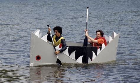 cardboard boat where the wild things are northwest storages