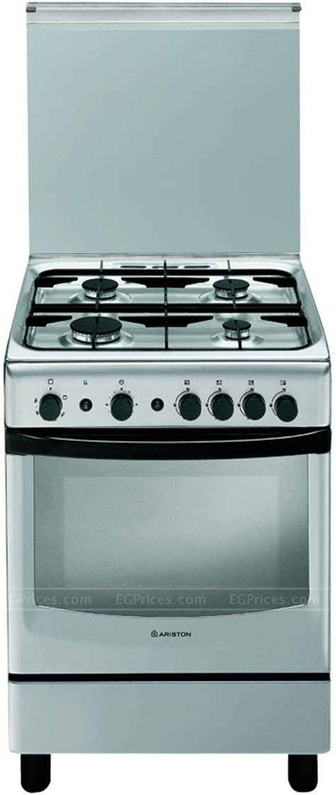 Daftar Oven Gas Ariston ariston c64sg1 x ex gas cooker 4 price in el behery stores egprices