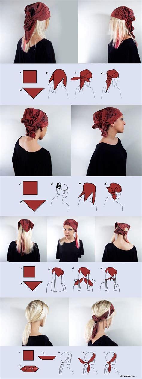how to wear your hair smell like the long island medium comment un simple foulard devient un magnifique accessoire
