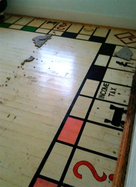 home owner reddit reddit user nnewel discovers giant monopoly board under