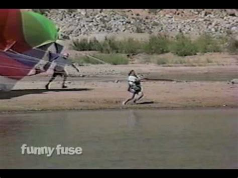 afv boat fails funnyfuse faves parasailing double fail youtube