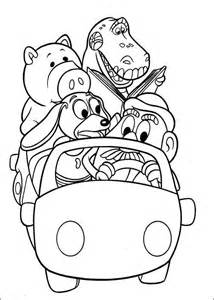 free coloring pages toy story print