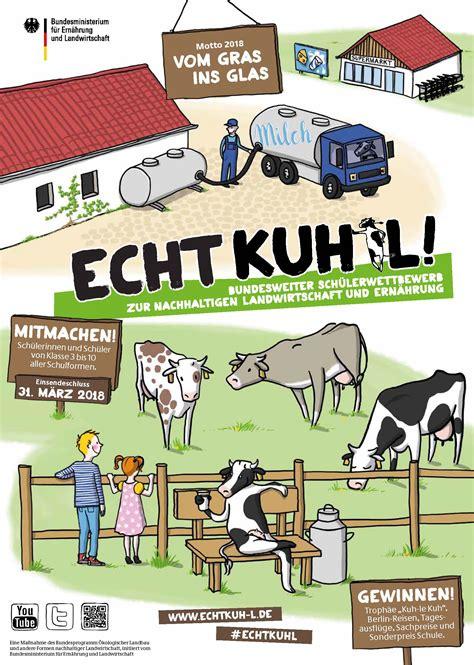 Plakat Quellenangaben by Presse Echt Kuh L