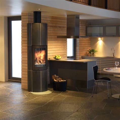 nordpeis ronda wood burning stove modern freestanding
