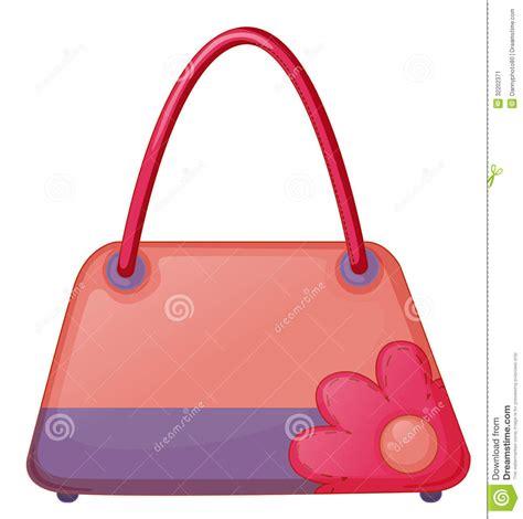 Tas Pink Fashion Bag a pink fashion bag stock image image 32202371