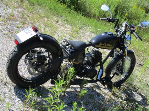 Leichtes Motorrad 250ccm by Iron Custom Chopper 250ccm 902615