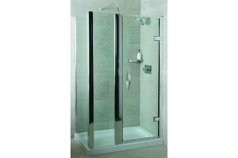 Shower Door Opening Showers Outward Opening Doors Trade Bathrooms