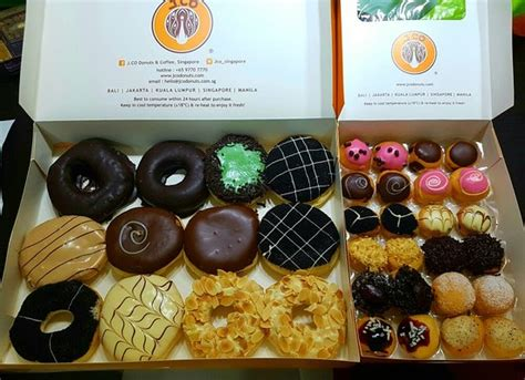 Coffee Jco j co donuts in singapore picture of j co donuts coffee