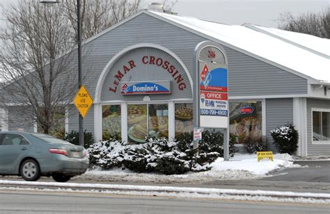 domino pizza worcester shrewsbury domino s worker fired over racist comment on