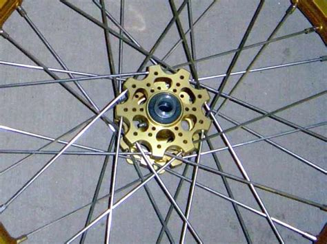 project crf 450 rad manufacturing wheelset road