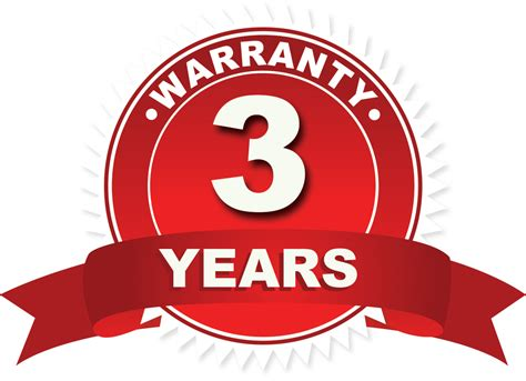 2 years in years new 3 year warranty on all aem ls series products aem corp