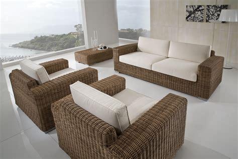 divano in rattan divano 3 posti polyrattan
