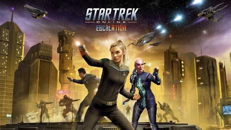 section 13 star trek star trek online season 13 escalation now available on