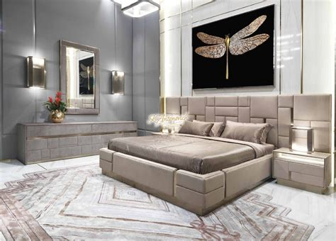 Executive Bedroom Furniture 10 Luxury Bedroom Ideas Stunning Luxury Beds In Glamorous Bedrooms
