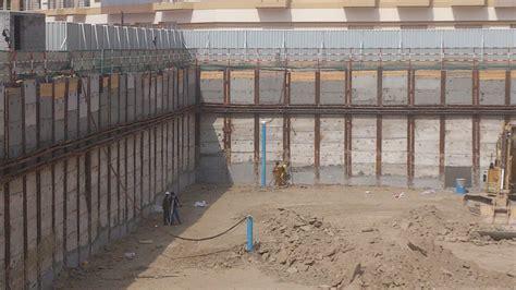 basement dewatering system basement hotel project deepwell dewatering khansaheb sykes