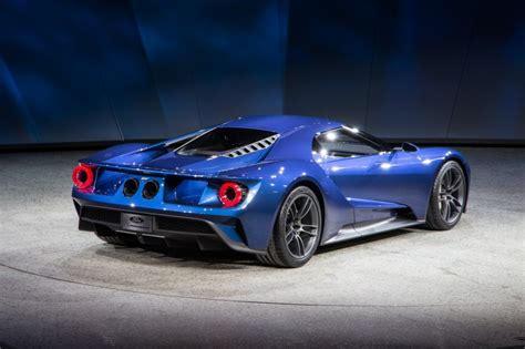 the new ford gt ford gt