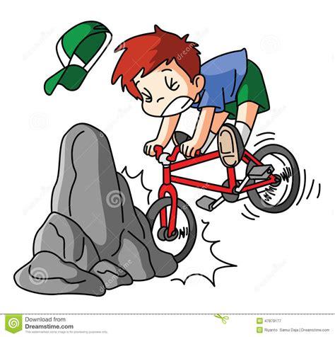 Motorrad Unfälle by Fahrradunf 228 Lle Vektor Abbildung Bild 47879177