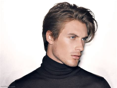 hairstyles guys think are hot sexy mens haircut with many styling options