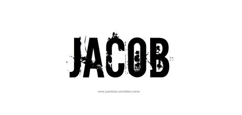 jacob tattoo designs jacob name design www pixshark images galleries